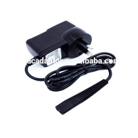 Braun Shaver Charger High Quality Wall Type AC Power Adapter 5.9V 600mA 2-Prong Charger AU US UK EU Plug