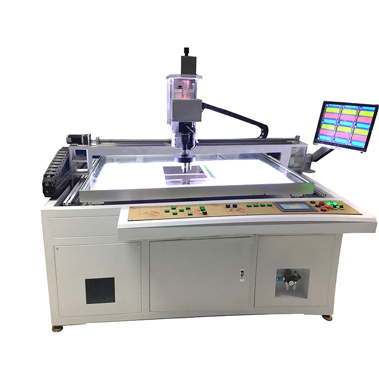 TV Panel Vertical Line LCD Laser Repair Machine