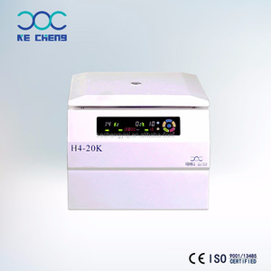 CE ISO9001 Approved H4-20K Table Top High Speed Micro Hematocrit Centrifuge , Laboratory Hematocrit Centrifuge Machine