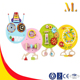 ML-171 wall game caterpillar shape puzzle educational toy