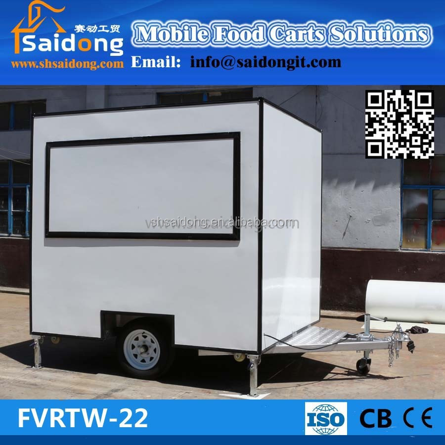Mobile Food Service Trailer Wholesale, Service Trailer Suppliers ...