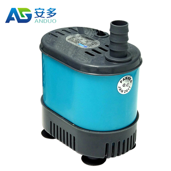 ac water pump. ad-2020 2500l/h 220volt 90w rotary evaporative ac fountain ponds aquarium air cooler water pump