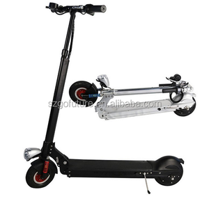 CE FCC ROHS 10 inch Wheel Self Balancing Electric Scooter With Hand bar