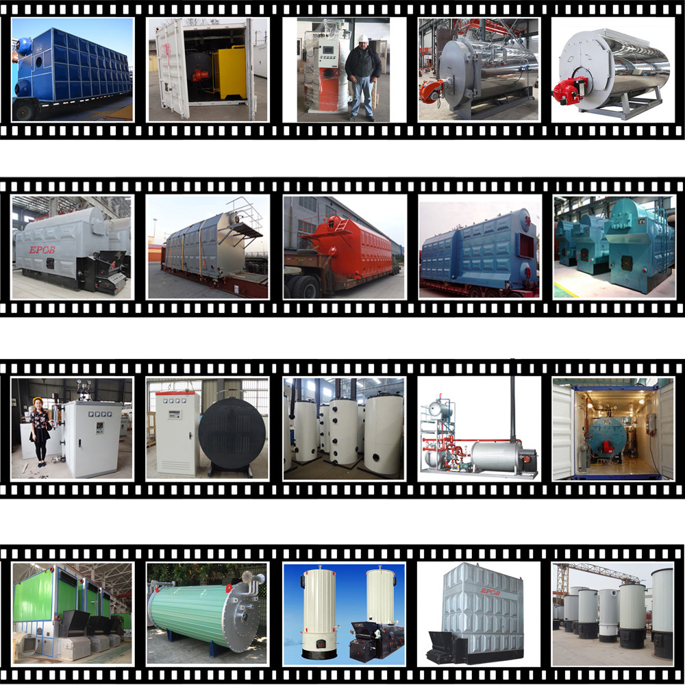 Best Sale High Quality Fully Automatic Natural Gas Fired Thermal Oil ...