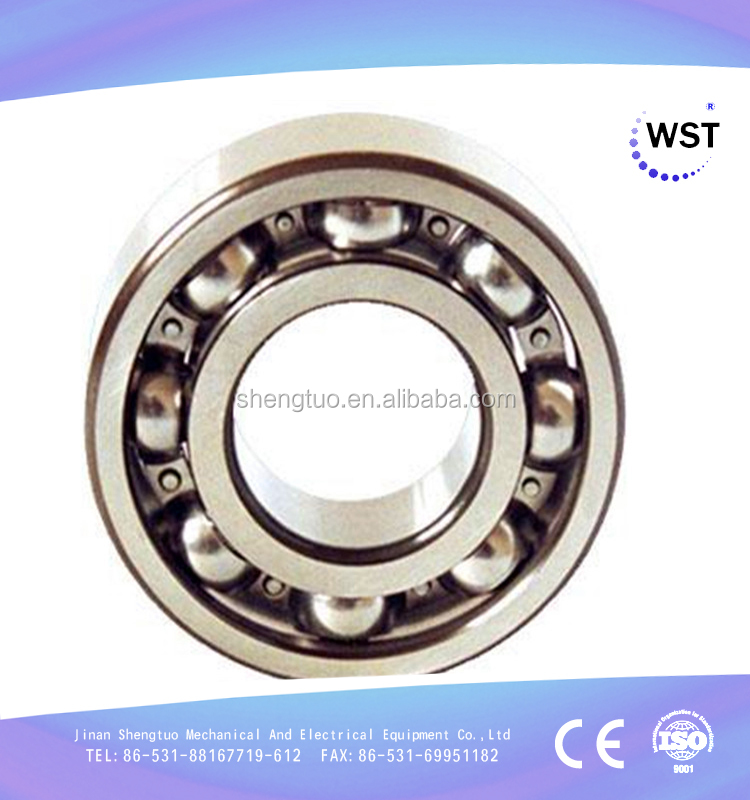 oil lubrication deep groove ball bearing 6018 bearing size 90*140*24 high performance produced by china manufacturer