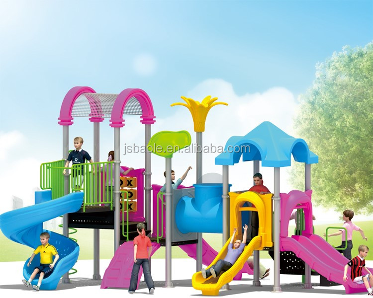 Daycare Playground Equipment And Supplies Outdoor