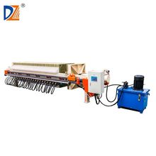 DZ Chamber filter press for good wine filtration price