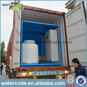 Beer waste water treatment equipment Membrane Bioreactor MBR Membrane Activated Clays for Recycling Waste Oil
