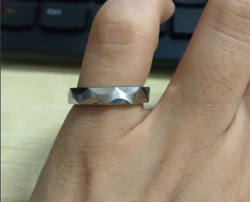 Canada Stainless Steel Engineer Ring Engineers Iron Ring Sale View