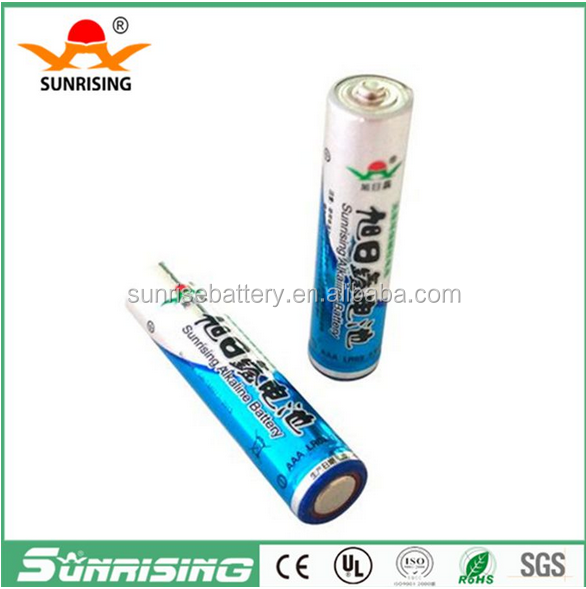 No.5 battery / super alkaline battery LR6/AA 1.5V accept OEM