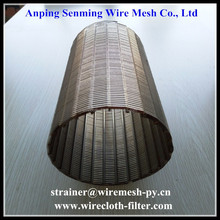 High quality hot sale trade assurance wedge wire screen static sidehill screens
