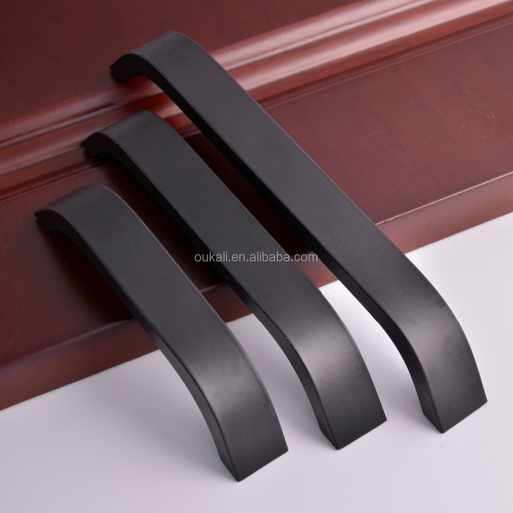 Hot sale competitive price livingroom cabinet wardrobes handles Space aluminum furniture dresser pull KNOBS