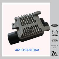 Mazda 3 Focu s 4M519A810AA Fan Control Module/Radiator Cooling Fan Unit