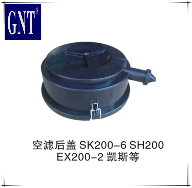 discount SK200-6 SH200 Case EX200-2 air filter assy cover excavator parts