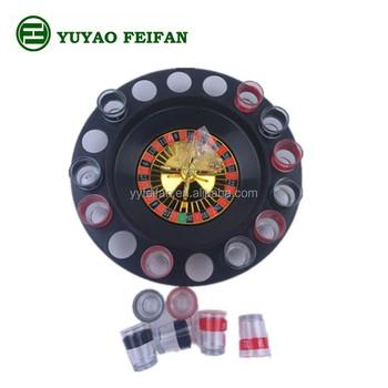 Roulette Tafel Te Koop.Lucky Drinken Shot Roulette Wiel Tafel Set Met 16 Stks Cups Voor