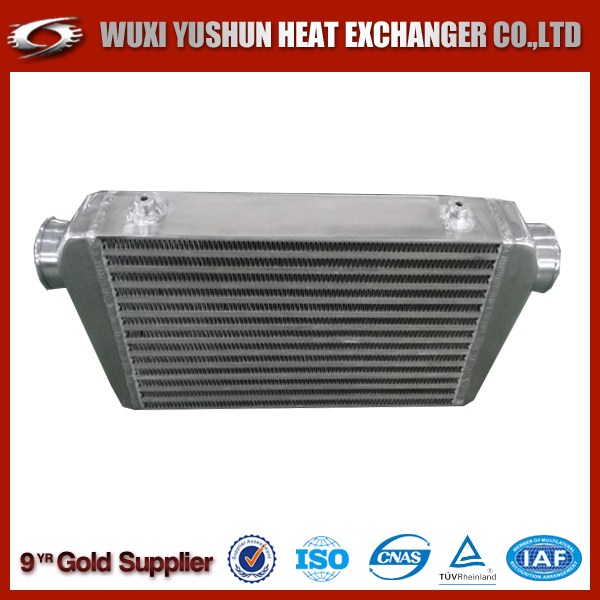 bar plate small hino motorcycle intercooler