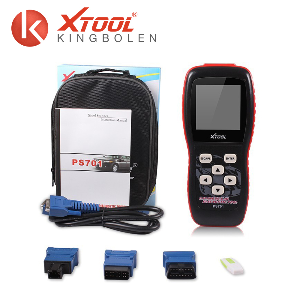 Full system and Special function support xtool ps701 diagnostic tool