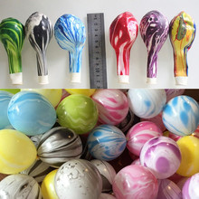 2017 new party round latex balloons, rainbow balloons, balloons