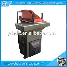 Atom swing arm cutting press/beam press machine/shoe machine