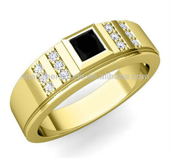 Vogue Jewelry Finger Ring Wholesale Arabic Wedding Rings For Mens