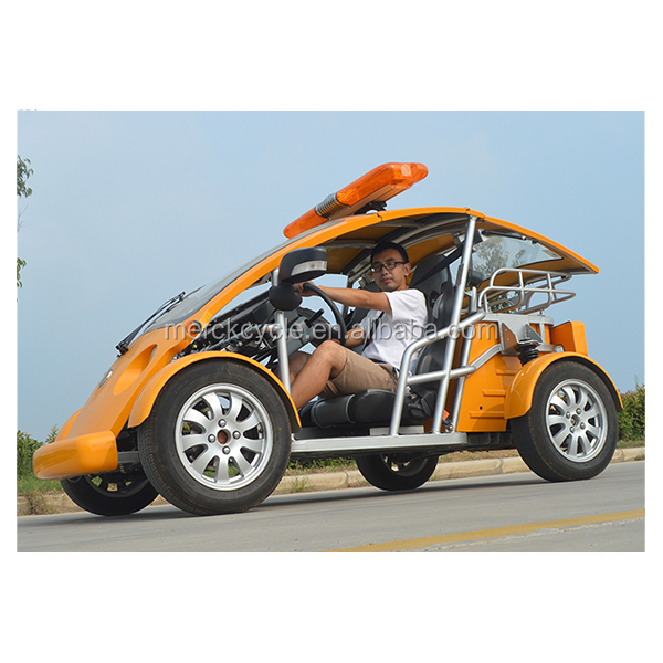 Electric Street Legal Golf Car