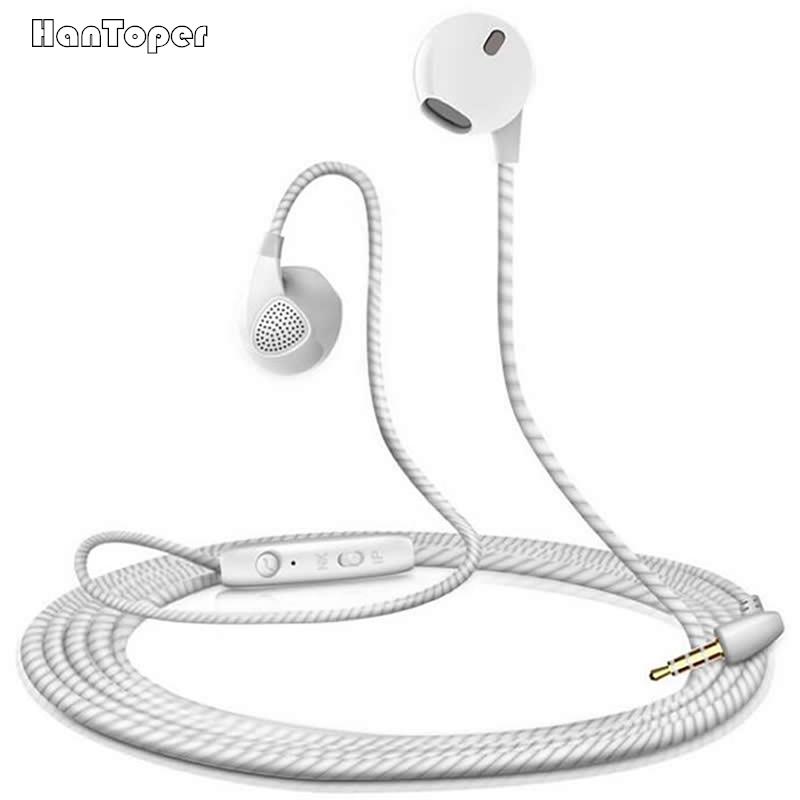 Высокое Качество Стерео Наушники Наушники Для iPhone 6 6 С С Микрофоном auricuares Для apple Xiaomi sony