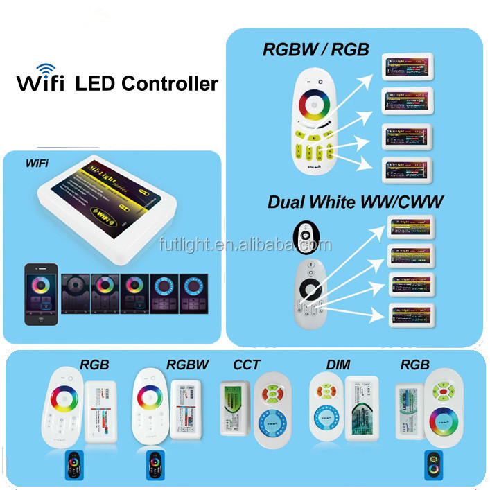 Awesome Smart Phone Control Led Strip Controller Mi.light Rgb Led Strip Controller    Buy Smart Phone Control Led Strip Controller Mi.light Rgb Led Strip  Controller ... Pictures