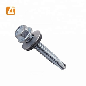 Self Drilling Screws Hex Head Washer Table Legs Screw