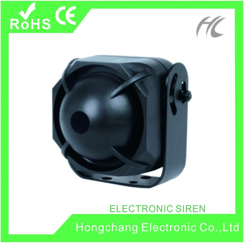 Hot sale ! 110dB 15W/20W electronic siren HC-S31.