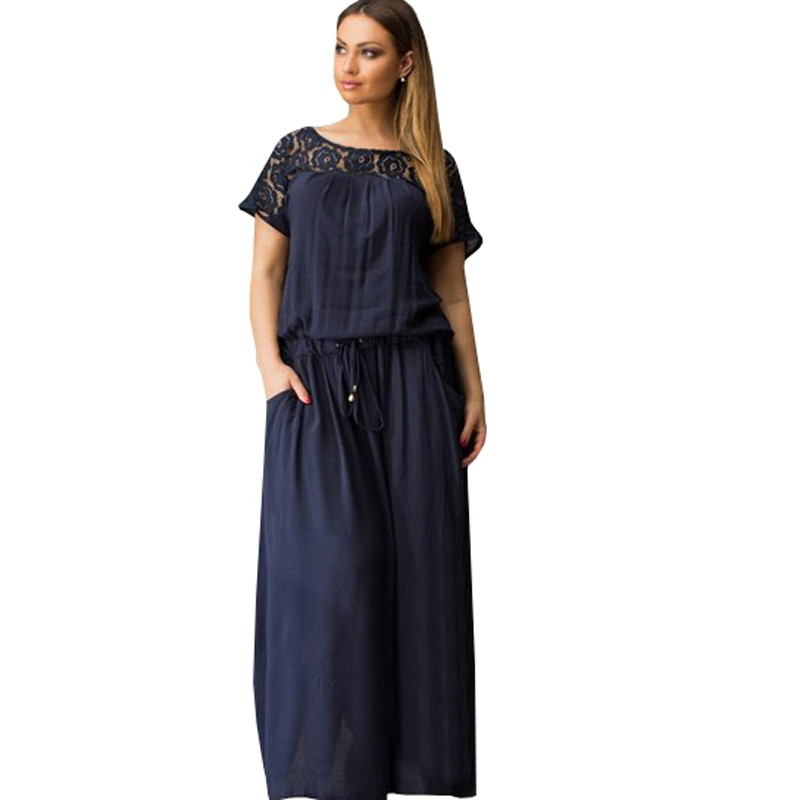 Only US$, shop S-5XL Women Short Sleeve Splice Mid-long Dress at abpclan.gq Buy fashion Casual Dresses online.