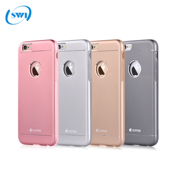 huge selection of 6184a 86280 High Fashion Metal Tpu Combo Back Cover For Iphone 6s Plus,Air Aluminum  Phone Case Cover For Iphone 6 6s Plus - Buy Metal Cover For Iphone 6  Plus,Back ...