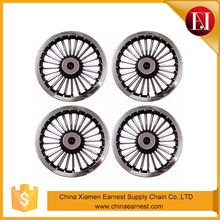 Golf cart accesory parts spare wheel covers