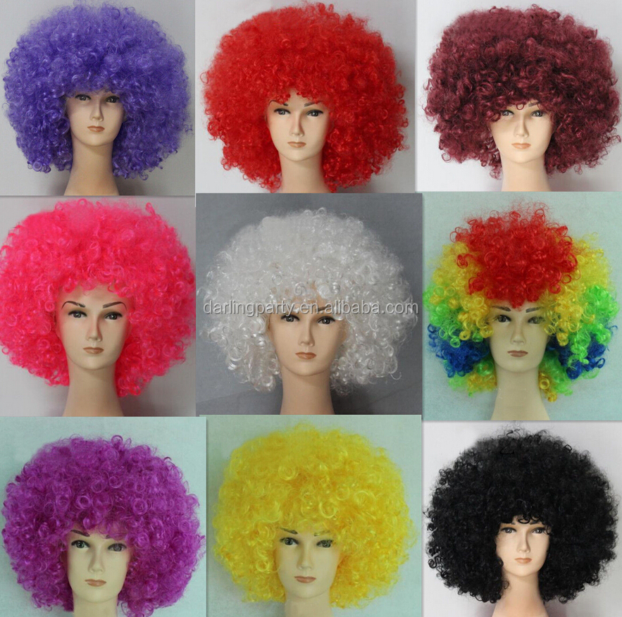 High quality Party Afro Cosplay Wigs