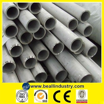 Red tube 60mm diameter 24mm thickness 304l stainless steel pipe
