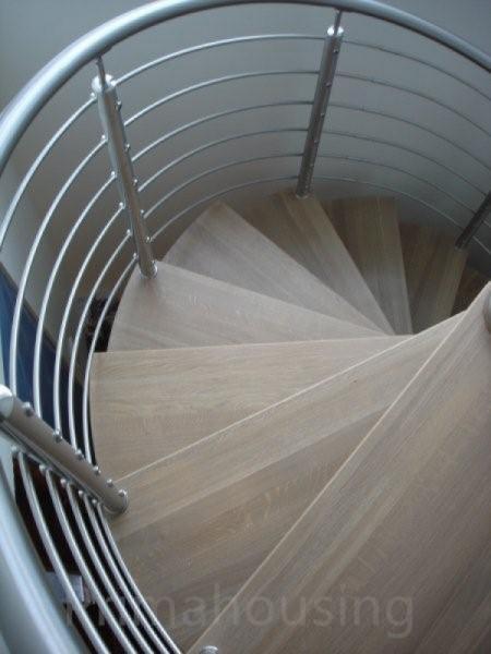 Stainless Steel Round Stairs Indoor Metal Railings Buy