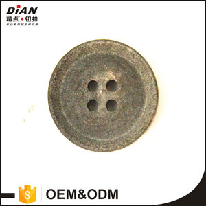 DIAN,India Horn Button Blank Guangzhou Button Maker 32L Black For Sale