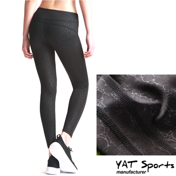 ca952c281e2e6a high quality black stretchy spandex wholesale women leggings skin tight NEW  design printed yoga pants