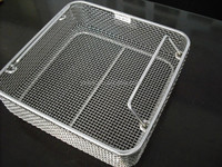 metal wire freezer basket for refrigerator parts