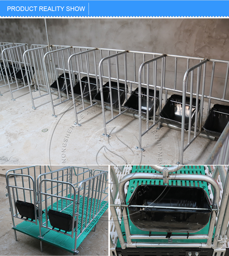 Cast iron pig feeding trough price sow feeder for sale