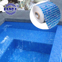 pvc sheet vinyl swimming pool liner material para piscinas 0.4 mm 0.5mm 1.5mm/vinyl liners for pools 60 mil china factory