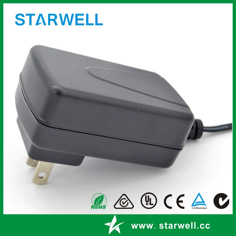 SMS-01050200-S04US UL CE listed Universal Adapter 5V DC Adapter