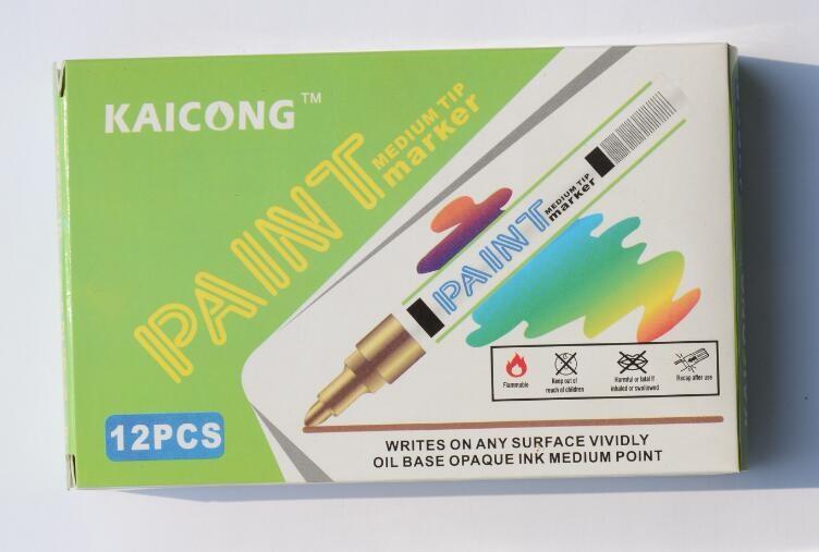 aluminum base paint decoink paint marker permanent marker oil based liqyud aluminum