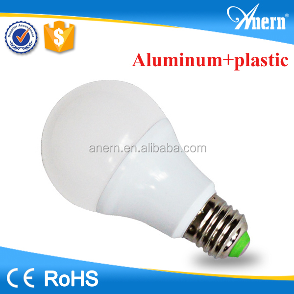 Low price SMD chip small led kit 7 watt led bulb with CE RoHS certificated