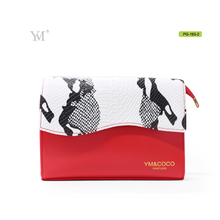 Guangzhou manufacturer korean fashion bes sell lady cosmetic bags for wholesale