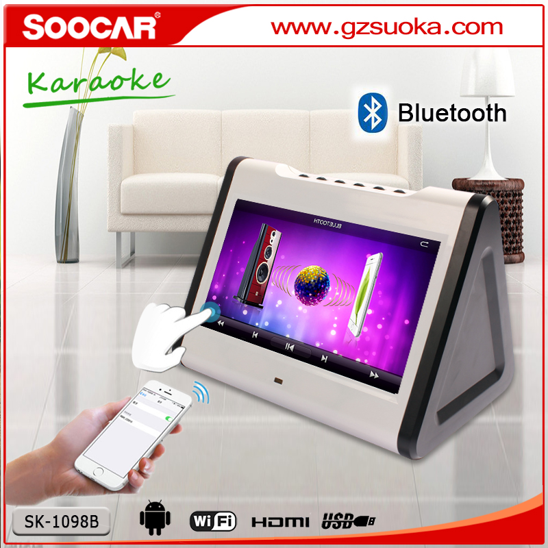 android tablet hindi songs free download mini portable USBSDWIFICloud bluetooth karaoke machine player