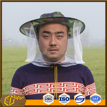 100% cotton veil bee protective clothing for beekeeper