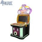 Indoor coin operated lottery ticket game machine video redemption game