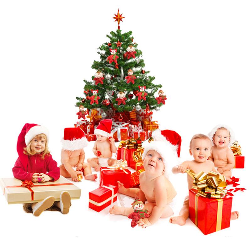 Hot Selling Christmas Tree Decoration Santa Claus Snowman