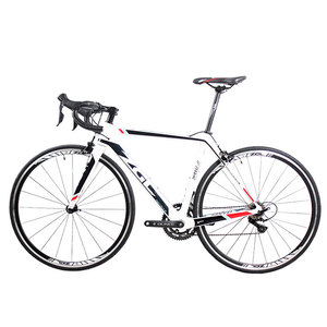 ZGL carbon fiber road bike 18 Speed men and women leisure fitness bicycle SPEED J1