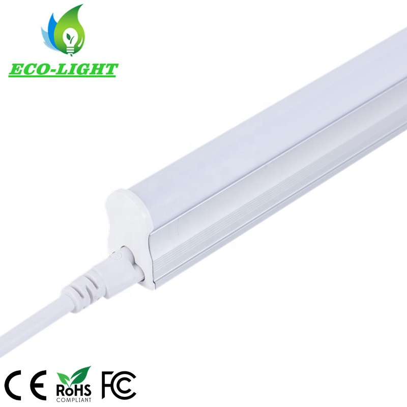 China factory High lumen AC85-265V 3 years warranty 18W 4 ft Integrated t5 led tube light